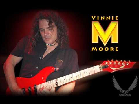 Vinnie Moore -  meltdown - Backing Track