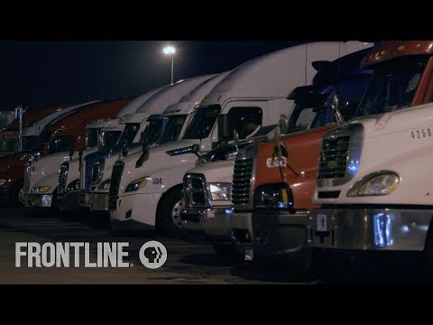 "Could the Rise of AI Put Truckers' Jobs in Peril? | ""In the Age of AI"" 