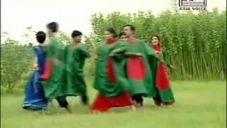 Bangla Patriotic song- Prothom Bangladesh Amar Sesh Bangladesh