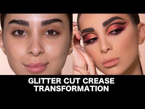 Glitter Cut Crease Transformation by Samer Khouzami thumbnail