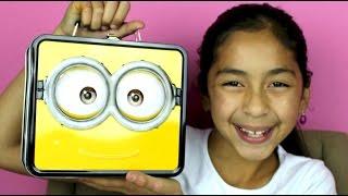 MINION SURPRISE BOX Adventure Time Unicorno Frozen MLP| B2cutecupcakes