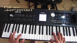 Hướng Dẫn Organ - Cho Bạn Cho Tôi  Chúng Ta Cùng Học Nào -  Nguyễn Kiên Music