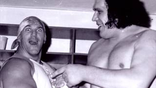 Billy Graham on Andre The Giant