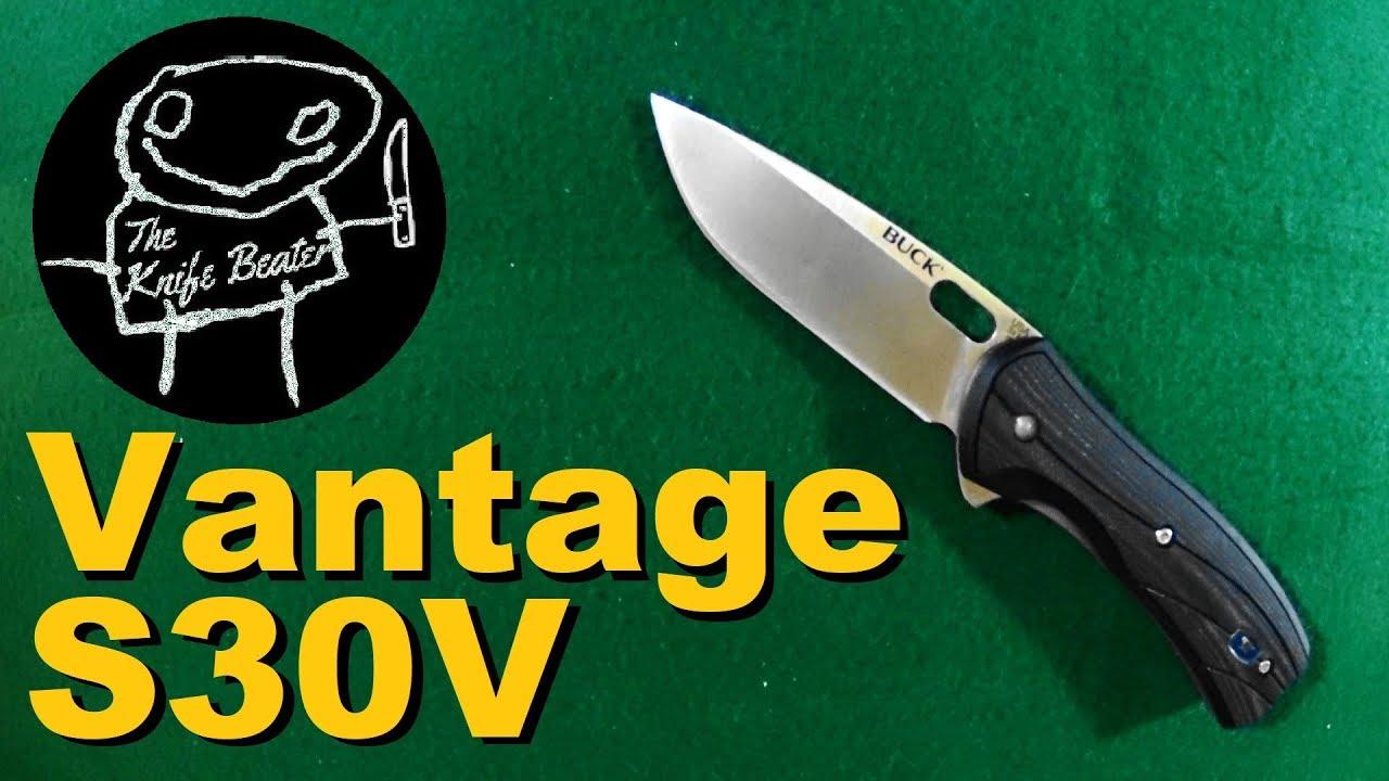 Buck Vantage Review - YouTube