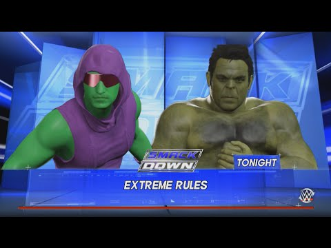 TMN Wrestling: Blue 62 (6/11/16) WWE2K16