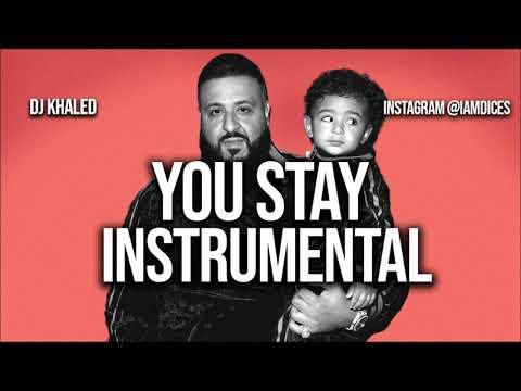 "DJ Khaled ""You Stay"" ft. Meek Mill & Jeremih Instrumental Prod. by Dices *FREE DL*"