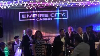 Charansalsa at Empire City Casino-Yo Bailo De Todo