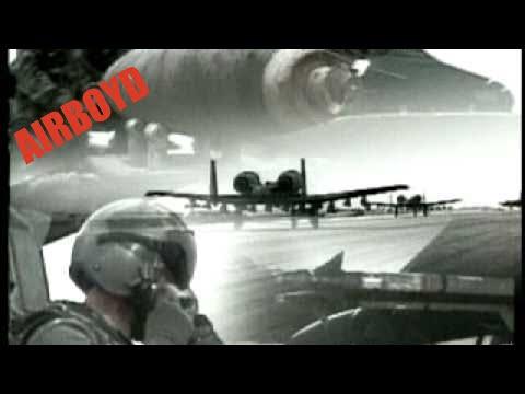 Fairchild-Republic A-10 Thunderbolt II USAF Aerospace Power
