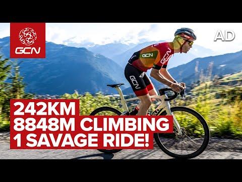 Conquering The World's Hardest Sportive!   Tour Des Stations Ultrafondo