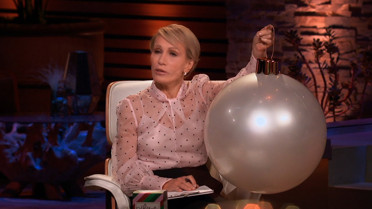 Download The Sharks Team Up to Fight Over Holiball  - Shark Tank