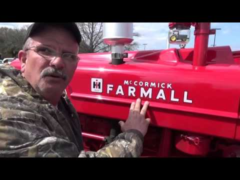 Lexington Technology Center FFA Tractor Show