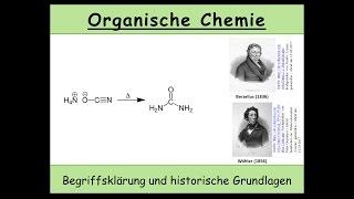 Organische Chemie: Definition und historische Grundlagen #1