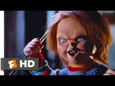 Child's Play 3 (1991) - Just Like the Good Old Days Scene (1/10) | Movieclips