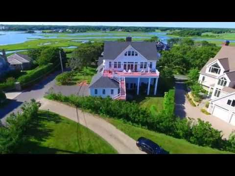 53 Island Avenue Hyannis Port, MA UNBRANDED Drone Aerial Real Estate Video by Platinum APV