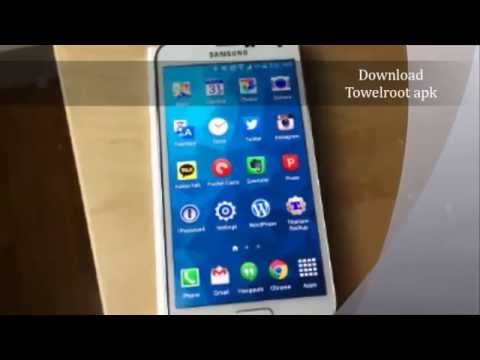 Towelroot android rooting