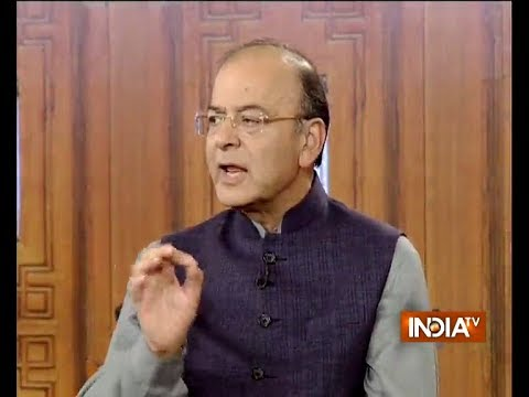 FM Arun Jaitley explains long term capital gain