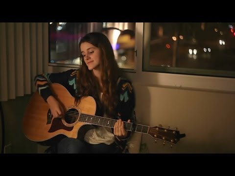 I Knew You Were Trouble - Olivia Mitchell - cover
