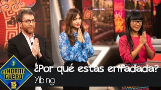 Yibing revela el motivo por el que sigue enfadada con Pablo Motos - El Hormiguero