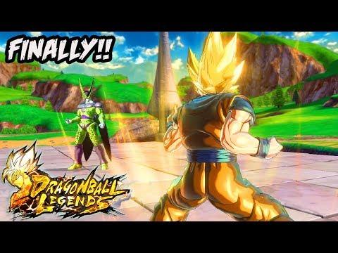 Keren Banget Sumpah!! | DRAGON BALL LEGENDS Android / IOS Gameplay RPG