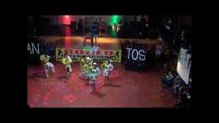 F. A. Caporales Santos Filial Chile SubCampeones Noches de Desafios 2014