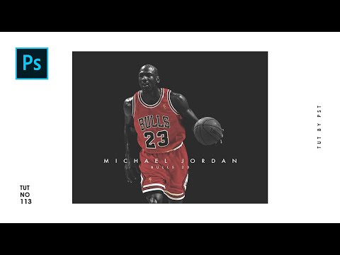 How To Create Selective Color Poster Design - Photoshop Tutorials