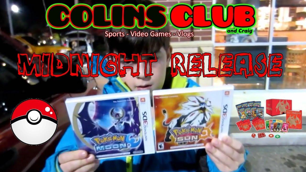 Gamestop Pokemon Midnight Release Part 9 Evolutions