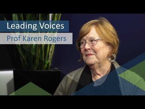 Leading Voices - Prof Karen Rogers