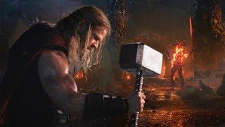 Тор против Суртура | Тор: Рагнарёк (2017)