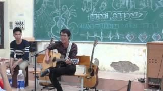 Tìm lại con đường ( minishow clb Guitar Học Viện Tài Chính)