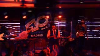 40 CAFE MADRID - resumen concierto Sebastián Ramirez