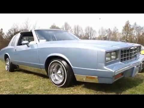 Chevrolet Monte Carlo 83