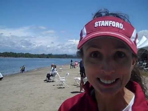 Interview with Yaz Farooq of Stanford following Varsity 8 Grand Final
