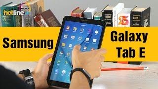 Samsung Galaxy Tab E SM-T560 - обзор 9,6 дюймового планшета(Цена и характеристики Samsung Galaxy Tab E SM-T560: http://hotline.ua/computer-planshety/samsung-galaxy-tab-e-series/ Отзывы и вопросы Samsung ..., 2015-08-04T09:50:15.000Z)
