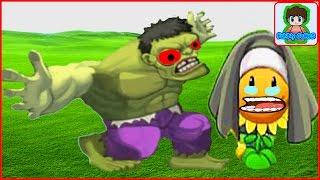 Растение против зомби 3 Plants vs zombie 3 про героев  китайская версия от Фаника 1