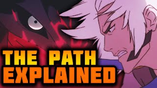 "The Lore of ""The Path"" Animated Trailer Explained"