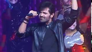 Himesh Reshammiya  Shreya Goshal  Mika Singh Live Performance for New TV SHOW
