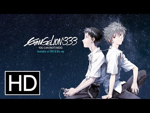 Evangelion: 3.33 You Can (Not) Redo - Official Trailer