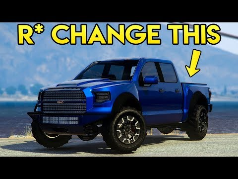 Rockstar NEEDS To Do This With the Vapid Caracara in GTA Online!