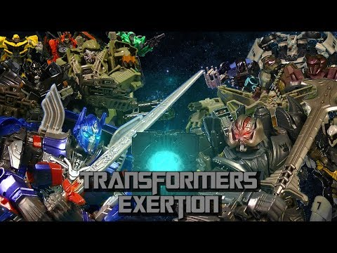Transformers: Exertion FULL MOVIE