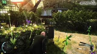 Hitman: Absolution, PC Gameplay 1080p Max Settings