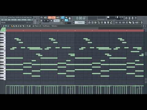 Young Thug X London On Da Track Emotional Type Beat Tutorial | FL Studio 12