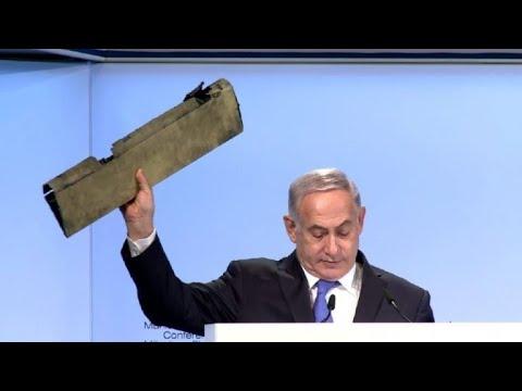 Netanyahu amenaza a Irán con represalias si ataca desde Siria
