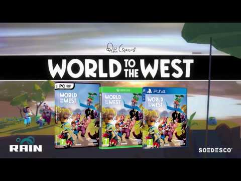 World to the West Gameplay Trailer