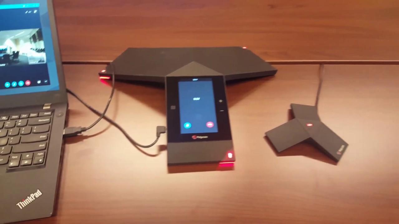 Tech Tip: How-To Polycom Trio in Skype USB Optimized Mode