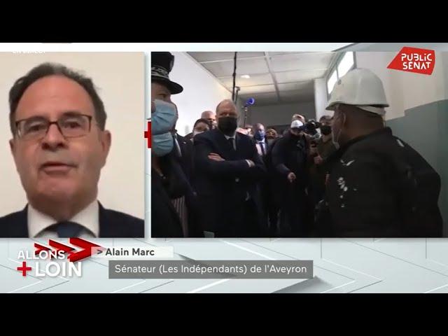 Public Sénat - Alain Marc : Lutter contre les conditions indignes en détention