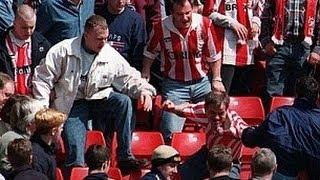 Download Video Football Hooligans - Stoke v Man City - 1998 MP3 3GP MP4