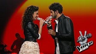 ישראל 3 The Voice - שיראל ביתן וצחי הלוי - Feeling Good