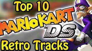 Top 10 Mario Kart DS Retro Tracks