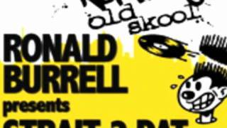 Ronald Burrell - You