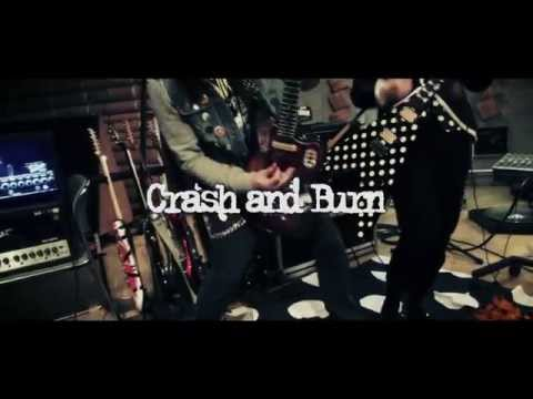 winnie「crash and burn」(Official Music Video)